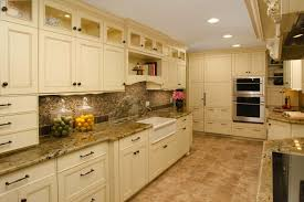painting kitchen cabinets cream cream cabinets glazed cream kitchen cabinets kitchens with cream