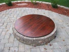 Outdoor Firepit Cover The Do S And Don Ts Of A Pit Table Top Pit Table Top