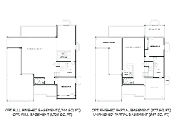 floor plan with basement the crest floor plan at skyestone in broomfield co taylor morrison