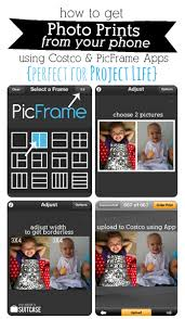 how to print phone u0026 instagram pics for project life my