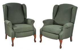 Reclining Arm Chairs Design Ideas Exquisite 309 A Pair Of Style Reclining Arm Chairs 2