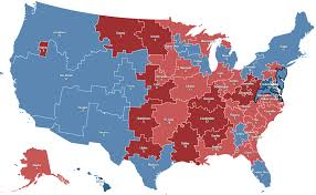 America Map by What If America U2013 Maps By Neil Freeman