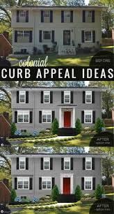 paint color ideas for colonial revival houses exterior colors