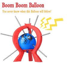 boom boom balloon 2018 wholesale hot sale boom boom balloon family toys