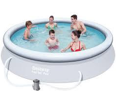 buy bestway quick up pool set 12ft 4161 litres at argos co uk