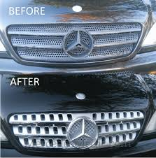 mercedes grill how to upgrade mercedes front grill