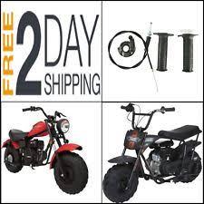 baja doodle bug mini bike 97cc 4 stroke engine manual mini bike throttle parts accessories ebay