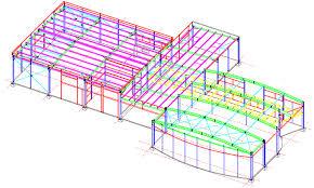 bureau etude construction metallique bureau d études en charpente métallique françois rostant