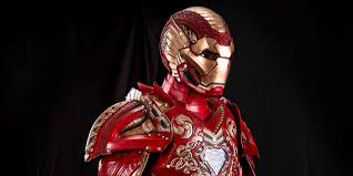 armory builds iron man a suit worthy of the norse gods