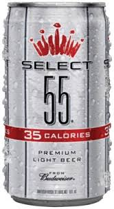 how many calories in a can of bud light select 55 introduces new 35 and 32 calorie packages brewbound com
