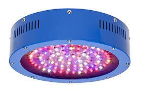 ufo led grow light bloomboss ufo led grow light featuring truesun smart spectrum