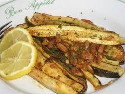cuisine courgettes recette courgettes à la libyennes cuisinez courgettes à la libyennes