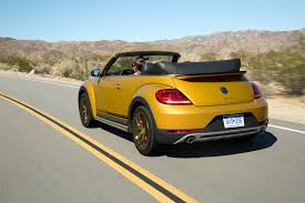 volkswagen beetle convertible 2017 vw beetle convertible dune distinction carhub