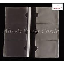 business card notebook aliexpress buy pvc card bag business card bag traveler s