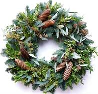 fresh wreaths fresh christmas wreaths christmas door wreaths outdoor
