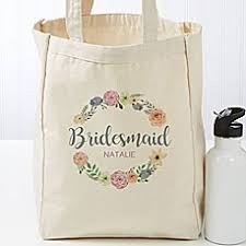 bridesmaid bags personalized bridesmaid gifts bridesmaid tote bags bed bath