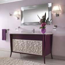 astounding image of bathroom decoration using rectangular light