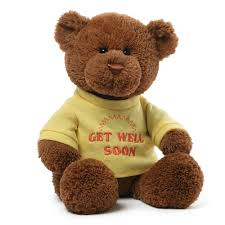 get well soon teddy gund get well soon 12 jan s essentials