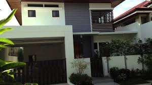 2 storey brandnew modern house for sale in bf homes youtube