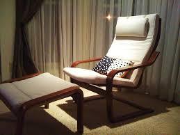 Ikea Leather Armchair Furniture Ikea Poang Chair Leather Ikea Poang Rocking Chair