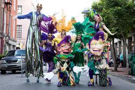 big mardi gras mardi gras revelers carl mack presents new orleans top events