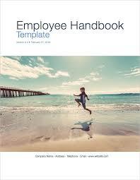 employee handbook template apple iwork pages numbers
