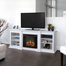 real flame fresno 71 inch electric fireplace entertainment center