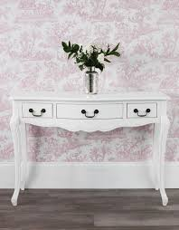 Shabby Chic Console Table Juliette White Console Table Stunning Shabby Chic Hallway Table