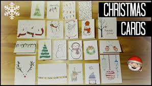christmas cards ideas 20 diy christmas card ideas my christmas cards for 2015