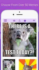 Koala Meme Generator - meme maker hd the best meme generator on the app store