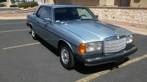 mercedes 300 turbo diesel 1984 mercedes 300 class 2dr 300 cd turbodiesel coupe in el