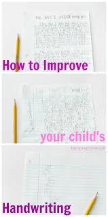 Handwriting Worksheets 4th Grade Handwriting Results Show Importance Of Child U0027s Fine Motor Skills