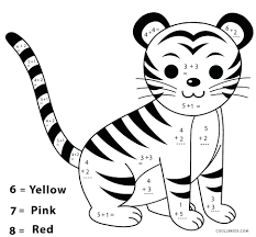 math coloring pages addition worksheet pdf free middle 2nd