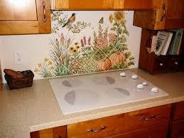 mural tiles for kitchen backsplash espinosa s flower garden diagonal kitchen backsplash tile mural