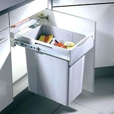poubelle de cuisine sous evier poubelle cuisine coulissante sous evier poubelle cuisine encastrable