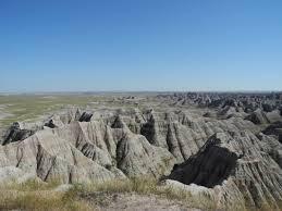 Bad Lands Badlands N P Usa Für Entdecker