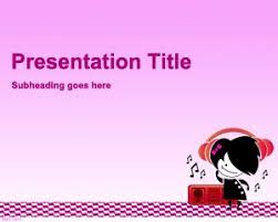 templates powerpoint free download music free music powerpoint templates page 2 of 3