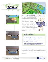 grease trap fog hog bio microbics pdf catalogues