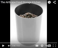 airscape kitchen canister buy bulletproof airscape kitchen canister in canada at