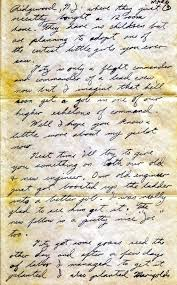 last letter mailed home 06 march 1945 tribute to robert d