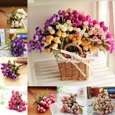 popular silk flowers roses buy cheap silk flowers roses lots from