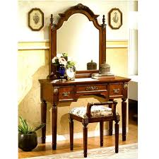 Indonesian Bedroom Furniture by Hill Provence Vanity Set Indonesian French Furniture Teak