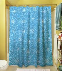 Funky Curtains by Improve Your Bath Appearance With Trendy Shower Trendy Funky