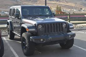 jeep wrangler unlimited grey uncovered 2018 wrangler jlu rubicons hit the streets 2018 jeep