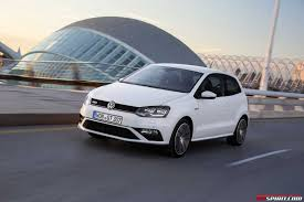 volkswagen polo 2016 black 2015 volkswagen polo gti review gtspirit