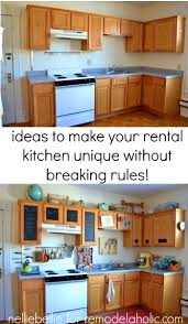 rental kitchen ideas apartments stunning ideas about decorating rental apartments