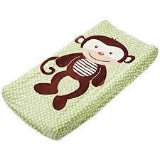 Monkey Rug For Nursery Summer Infant Plush Pals Changing Pad Cover Monkey Walmart Com