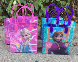 12 the chica show birthday party favor bags