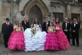 bride designs her own 6 000 dress at the u0027big fat gypsy wedding