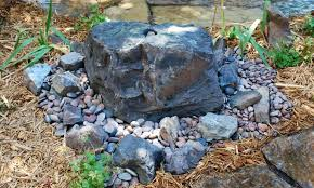 Rock Fountains For Garden Water Rock Garden Rock Garden Immortal Spirits Island Design